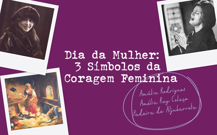 Dia da Mulher: 3 Símbolos da Coragem Feminina image