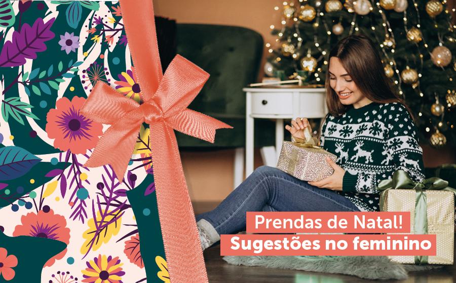 Prendas de Natal: Sugestões no feminino! image