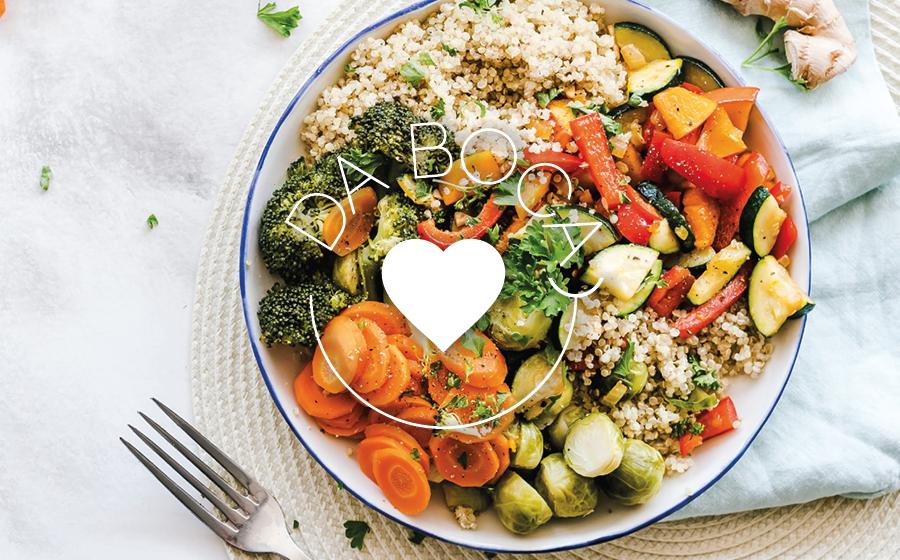 Da Boca Coração: A versatilidade da Quinoa. image