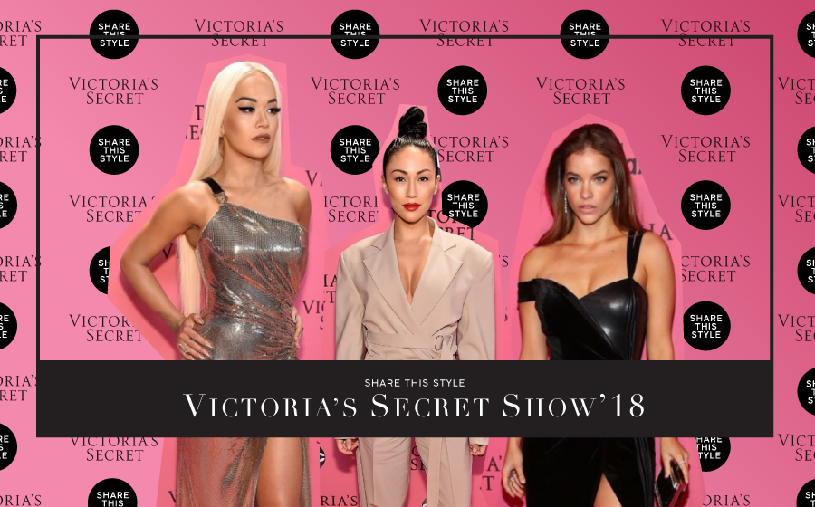 Share This Style | Victoria's Secret Show'18 image