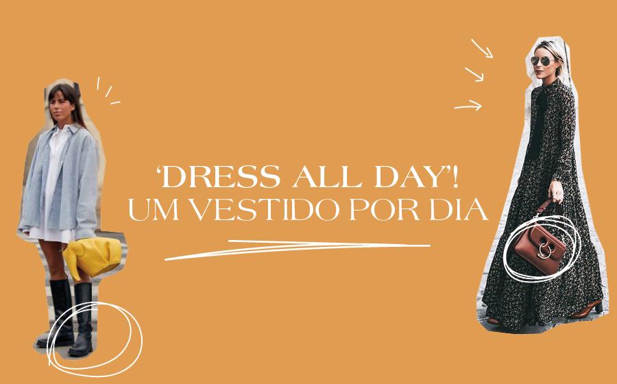 'Dress All Day'! Um vestido por dia. image