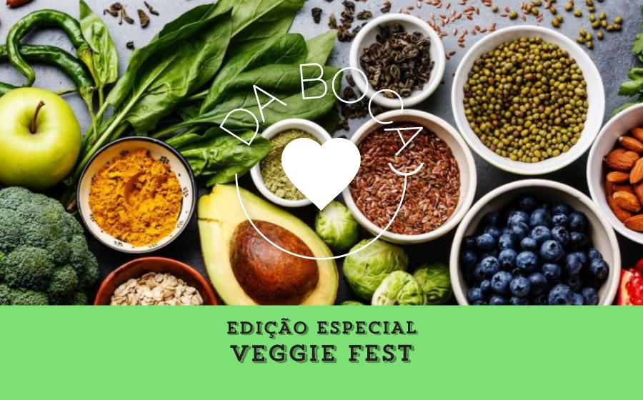 """Da Boca Coração: """"Veggie Fest"""" à mesa! image"""