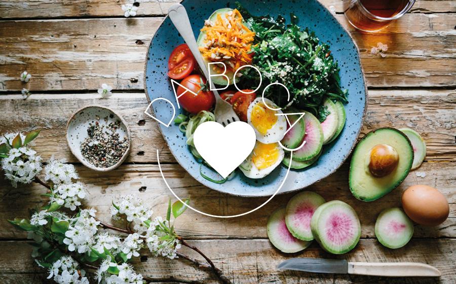 Da Boca Coração: Ementa Vegetariana image
