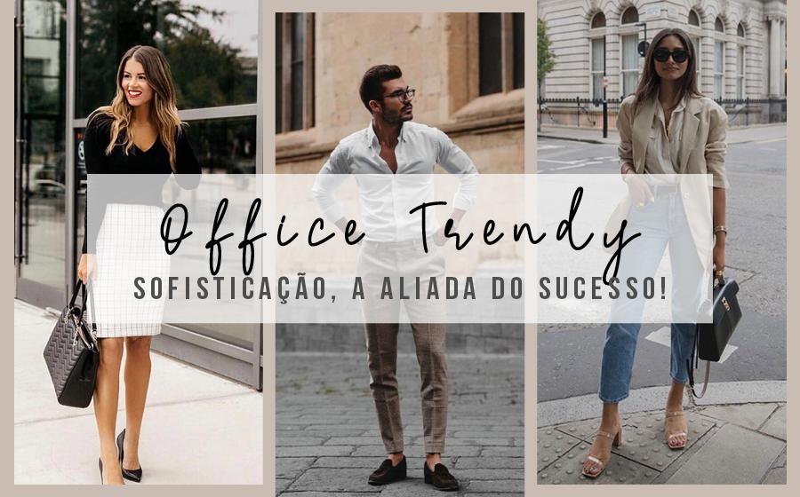 'Office Trendy': Sofisticação, a aliada do sucesso!  image