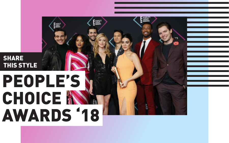 Share This Style | People's Choice Awards'18 image