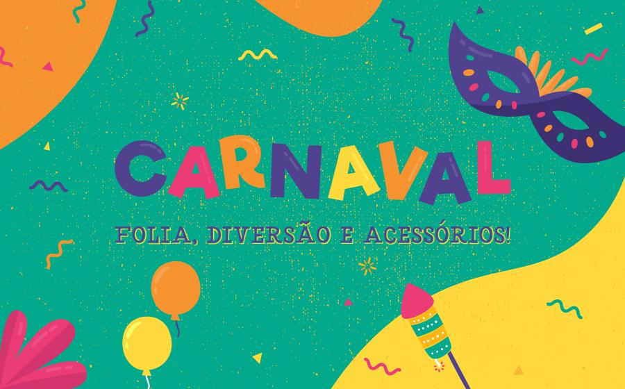 Carnaval! Folia, diversão e acessórios! image