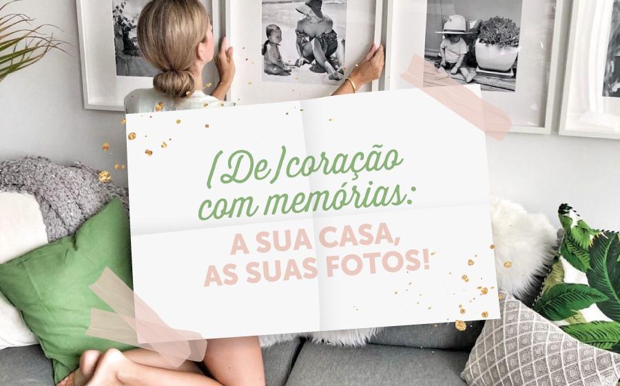 (De)coração com memórias: A sua casa, as suas fotos! image
