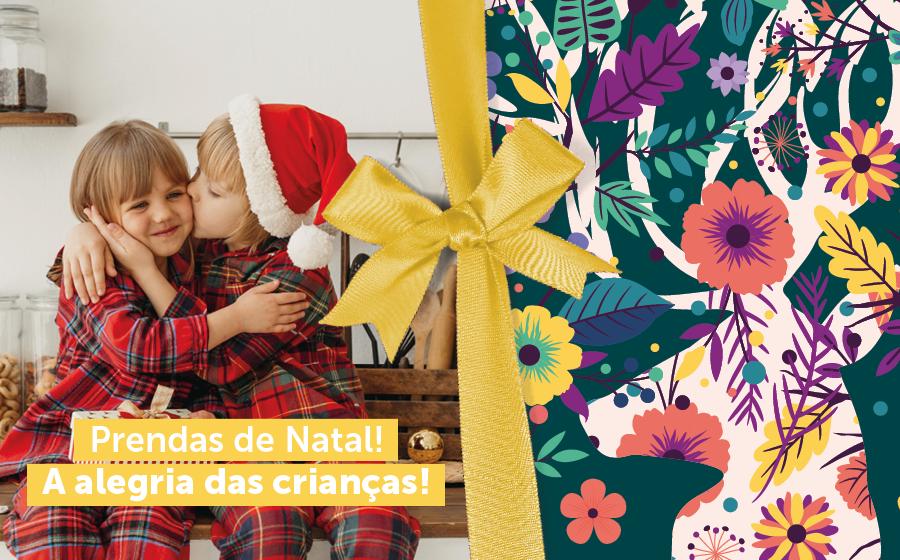 Prendas de Natal: A alegria das crianças! image