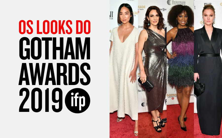 Share This Style: Os looks dos Gotham Awards'19 image