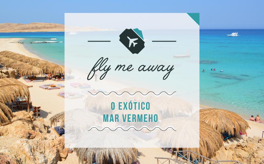 Fly Me Away! | O exótico Mar Vermelho image
