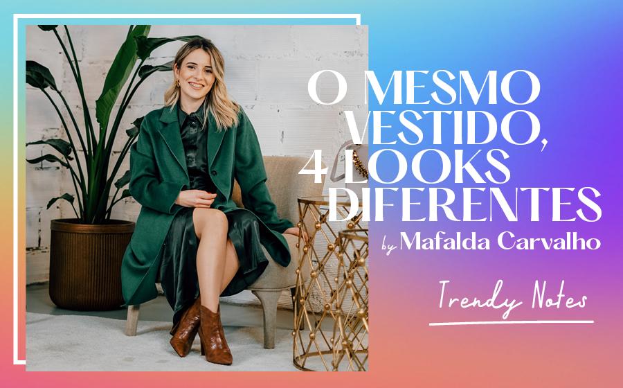 O MESMO VESTIDO, 4 LOOKS DIFERENTES by Mafalda Carvalho image