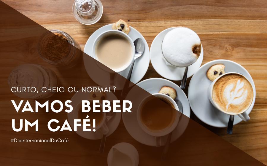 Curto, cheio ou normal? Vamos beber um café! image