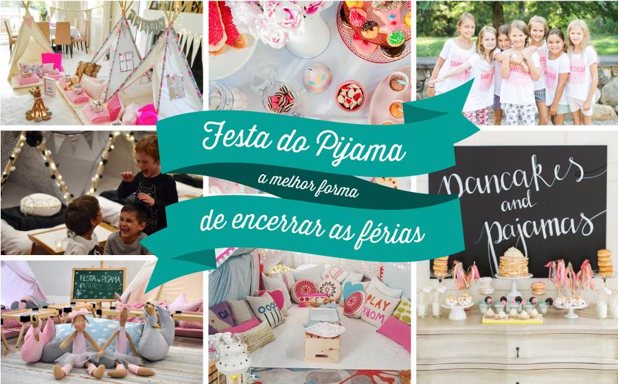 Festa do Pijama! A melhor forma de encerrar as férias! image