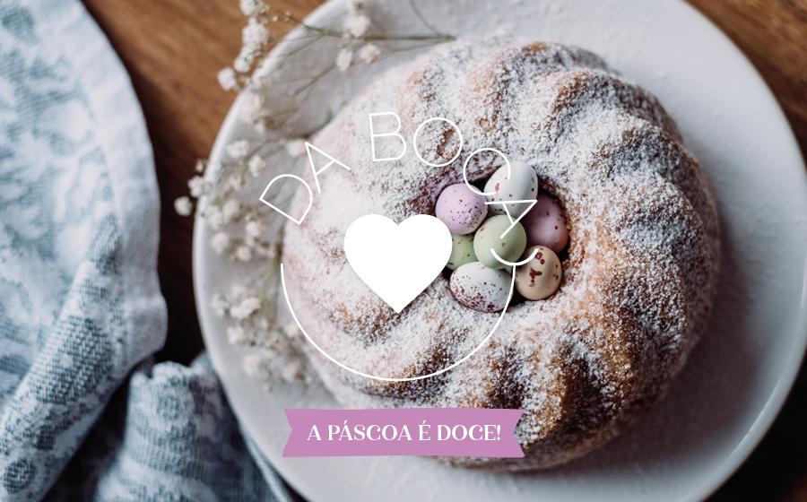 Da Boca Coração: A Páscoa é doce! image