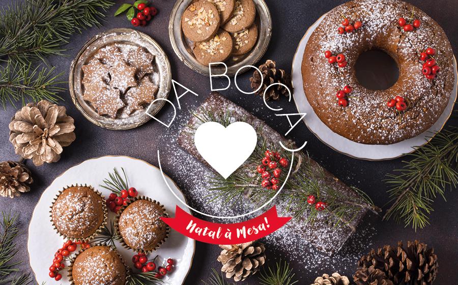 Da Boca Coração: Natal na mesa! image