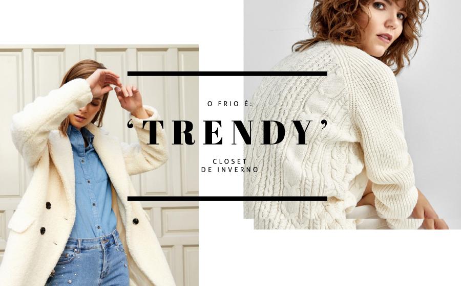 'Closet' de inverno: O frio é 'trendy'! image