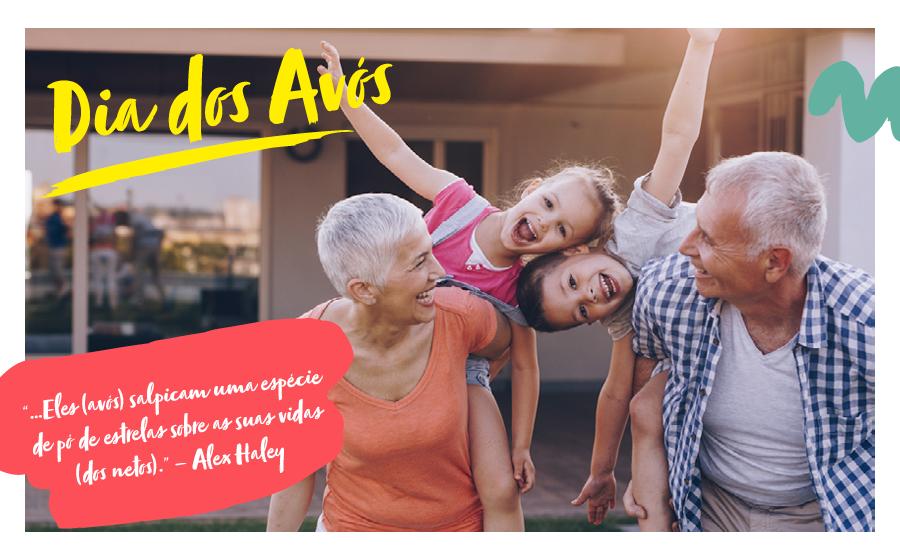 Dia dos Avós: Hoje é a sua vez de contar uma história! image