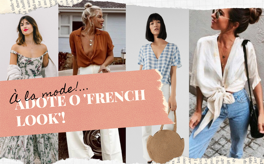 """À La Mode"": Adote o 'french look'! image"