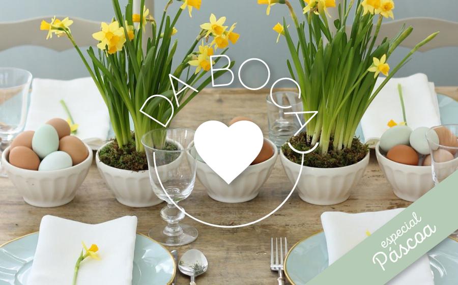 Da Boca Coração: Viva a Páscoa à mesa! image