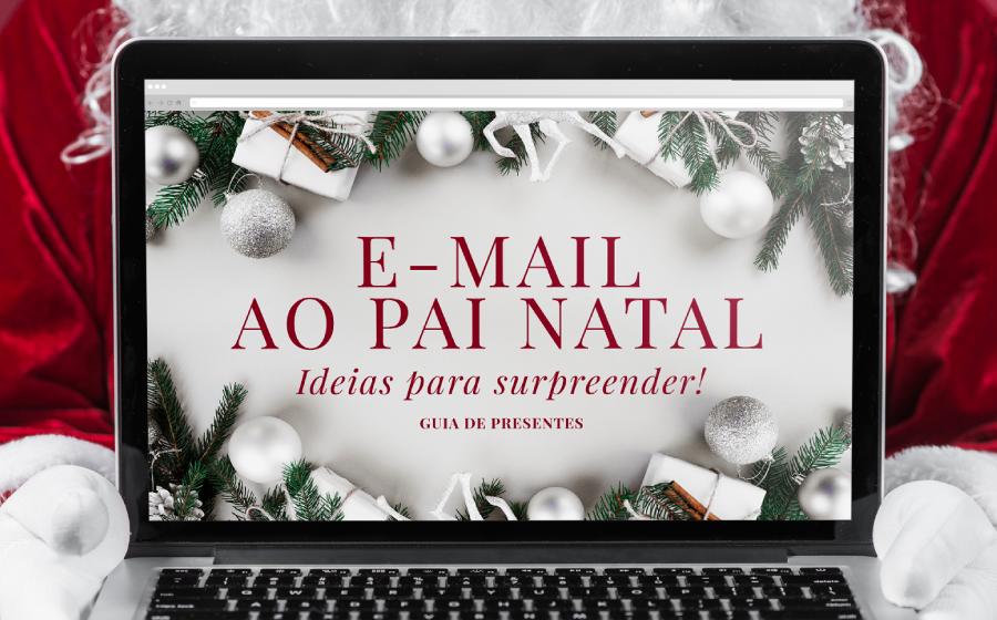 E-mail ao Pai Natal: Sugestões para surpreender image