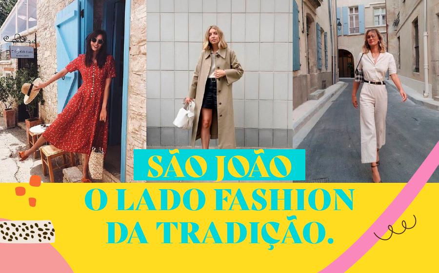 São João: O lado fashion da tradição. image