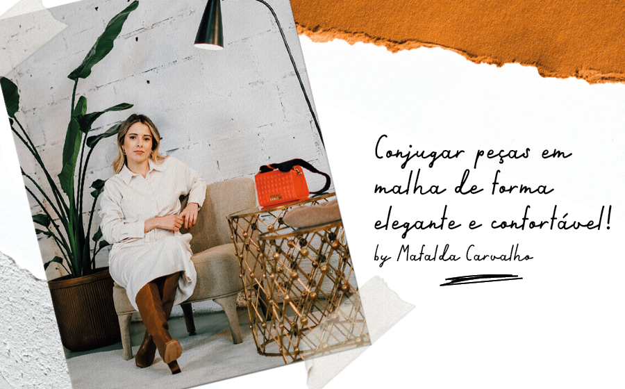 CONJUGAR PEÇAS EM MALHA DE FORMA ELEGANTE E CONFORTÁVEL BY MAFALDA CARVALHO image