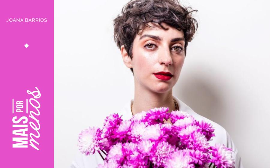 Mais por Menos | A irreverente Joana Barrios! image