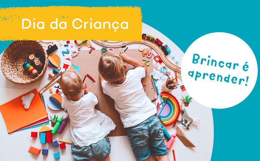 Dia da Criança: Brincar é Aprender! image