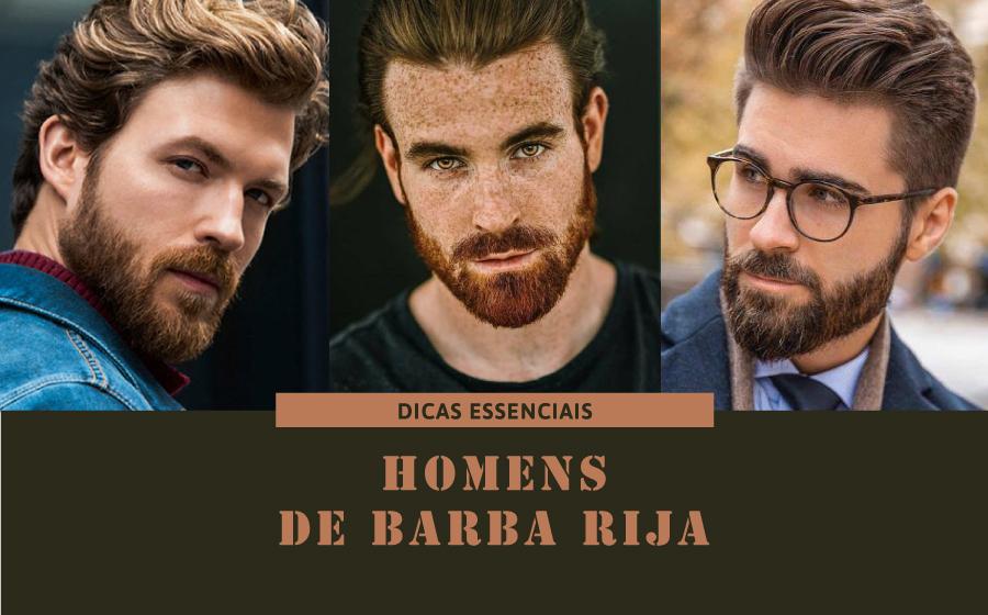 Homem de barba rija: Dicas essenciais. image