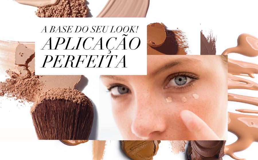 A Base do seu look! Aplicação perfeita. image