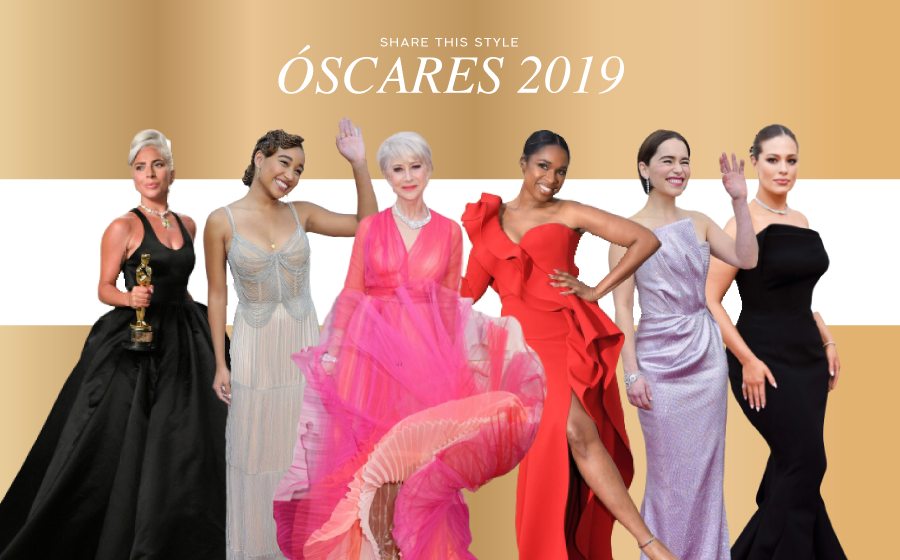 Share This Style | A 'red carpet' dos Óscares 2019! image