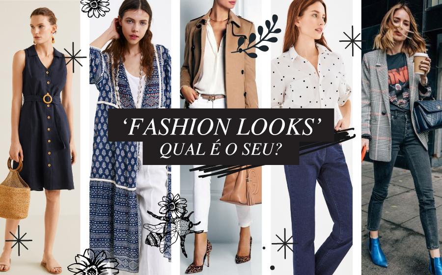 'Fashion Looks'! Qual é o seu? image