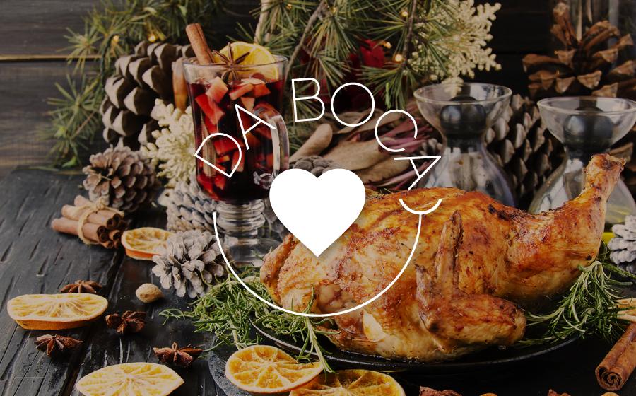 Da Boca Coração | Feliz Natal à mesa! image