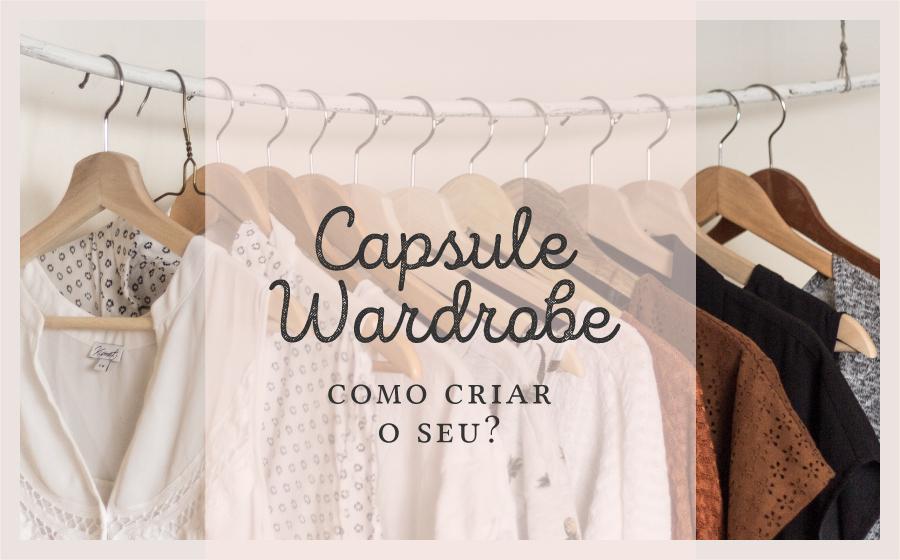 'Capsule Wardrobe': Como criar o seu? image