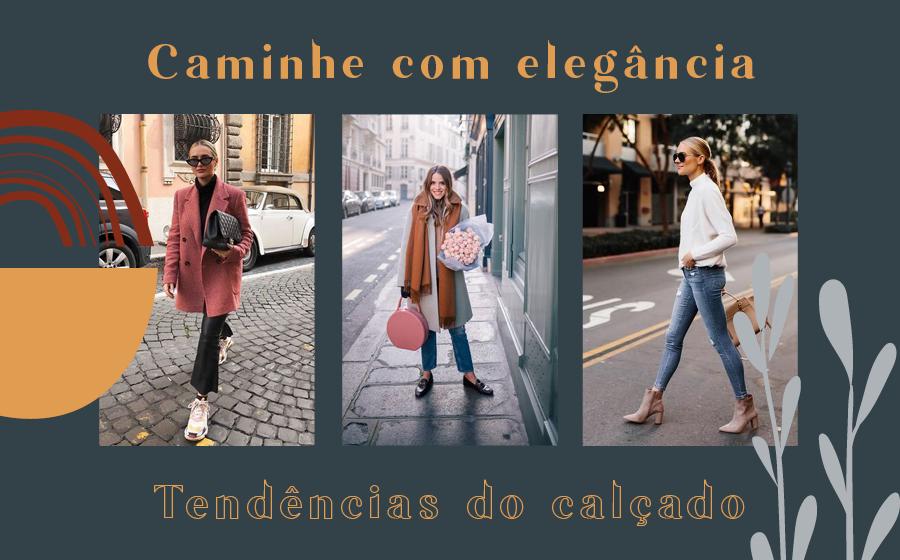 Caminhe com elegância: Tendências do calçado. image